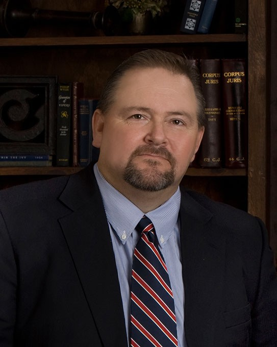 Chris Ross - Chris Ross, district attorney for Pontotoc, Hughes and Seminole counties.