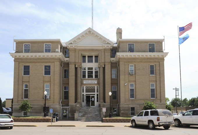 The Logan County Courthouse in Guthrie served as Oklahoma's First Captiol building.  Shannon Cornman