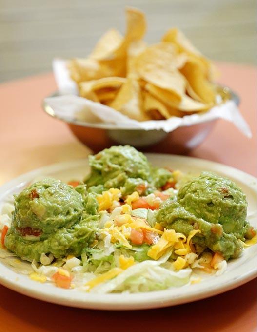 Guacamole at Pepe's Mexican Restaurant in Edmond, Friday, Sept. 4, 2015. - GARETT FISBECK