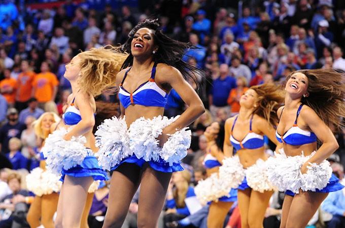 Thunder Girls (Oklahoma Gazette / File)