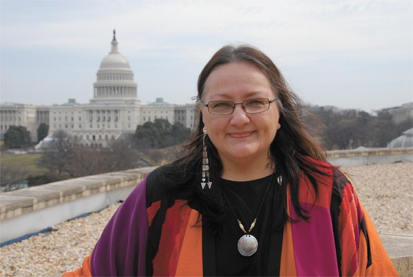 SSH-at-NMAI-with-Capitol-in-background-2-28-11-by-Lucy-Fowle.jpg
