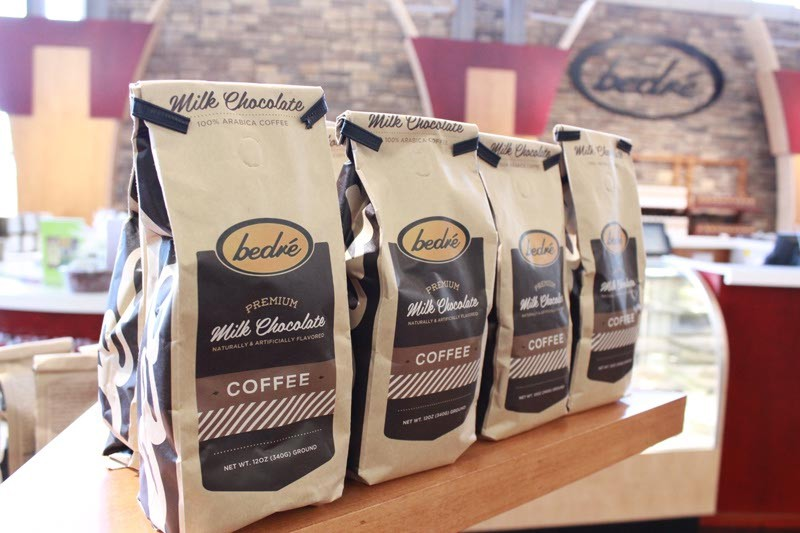 Bedre Chocolate's new arabica coffee, made in Davis, OK. (Provided)