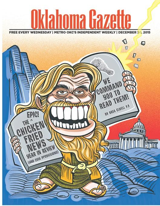 (Illustration: Oklahoma Gazette)