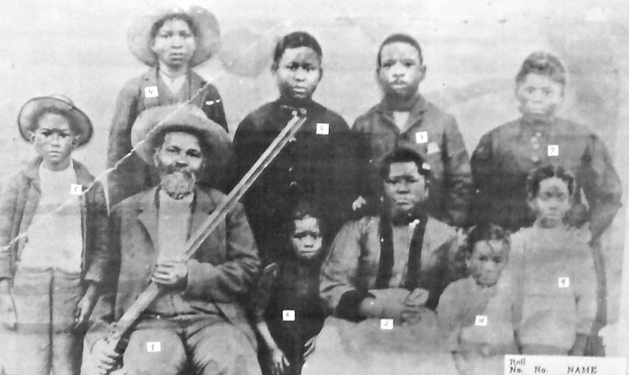 Ancestors of Muscogee (Creek) Freedmen seek reinstatement