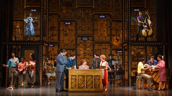 Beautiful: The Carole King Musical made its heralded Broadway debut in 2015. (Joan Marcus / provided)