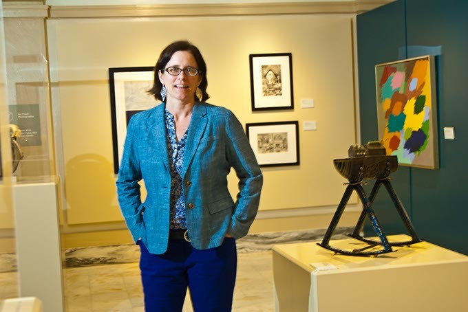 Julia Kirt will visit Washington, D.C. for Arts Advocacy Day to speak to federal lawmakers about the importance of public arts funding March 20-21. (Gazette / File)