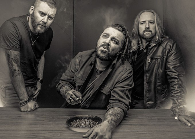 Seether —  Photo by Marina Chavez - Atom Splitter PR - Provided - MARINA CHAVEZ - ATOM SPLITTER PR - PROVIDED
