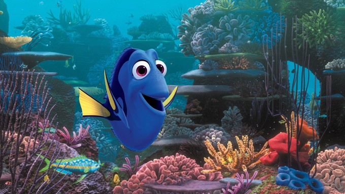 (Pictured) DORY. ©2013 Disney•Pixar. All Rights Reserved. - PIXAR