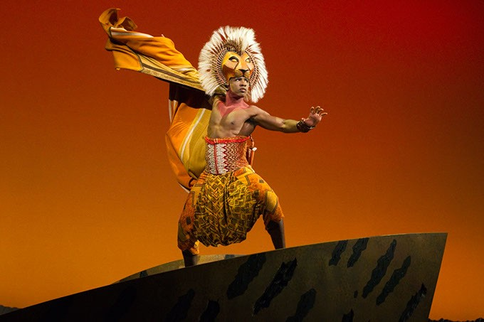 Lion King NY - ©2010, JOAN MARCUS
