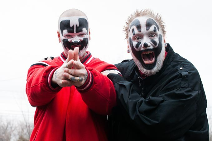 Insane Clown Posse (Nicole Robertson / Psychopathic Records / provided)