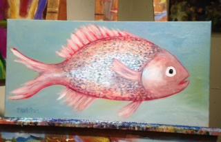Phebe Kallstrom's work is on display at Studio Gallery through mid-November. (Provided)