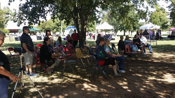 Last year's OKC Pagan Pride Day drew around 500 visitors. (OKC Pagan Pride Day / provided)