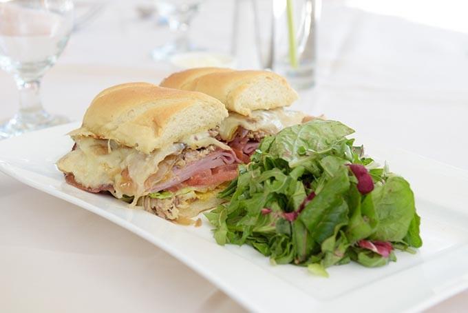Cuban Sandwich? at Museum Cafe, Tuesday, Nov. 29, 2016. - GARETT FISBECK