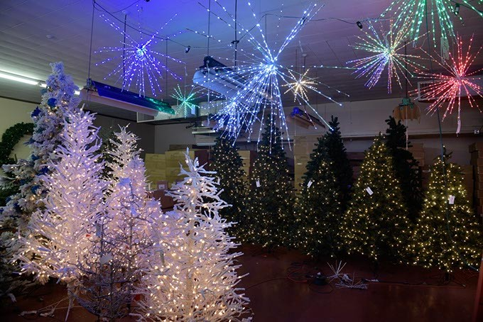 Christmas Direct in Oklahoma City, Tuesday, Oct. 25, 2016. - GARETT FISBECK