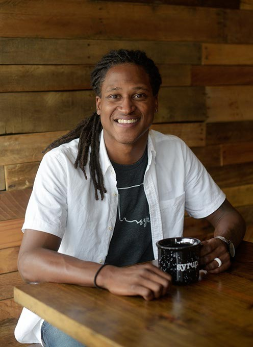 Malcolm Wankel will be general manager at Oklahoma City's location of syrup.   Photo Garett Fisbeck