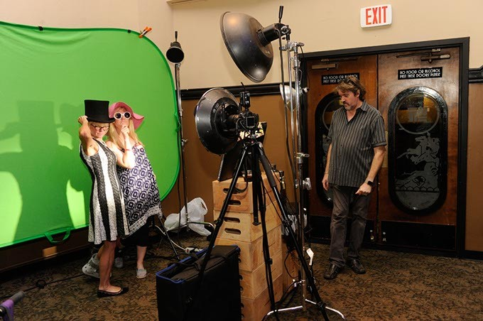 Best of OKC event guests mug for the Photoart Studio camera.
