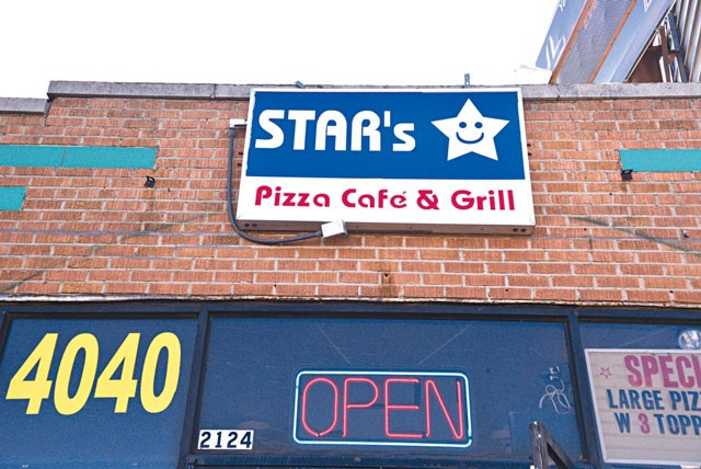Star's Pizza Cafe & Grill (Jacob Threadgill)
