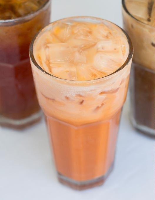 Thai House serves a variety of iced teas and coffee on Monday, June 27, 2016 in Oklahoma City. - EMMY VERDIN