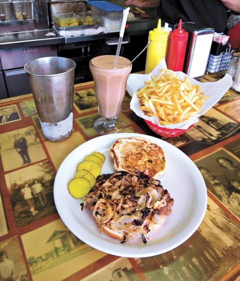 Sid's Diner (Photo Gazette / file)