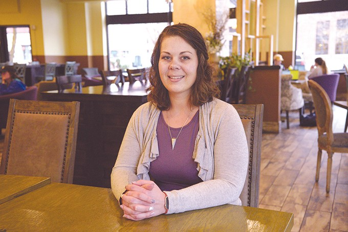 Chelsey Branham seeks to represent a portion of northwest Oklahoma City, Edmond and The Village in the Oklahoma House of Representatives. (Photo Laura Eastes)
