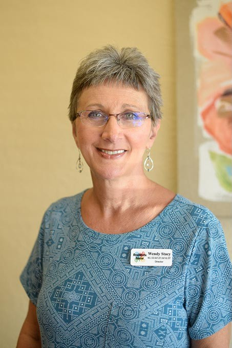 Wendy Stacy, director of ReadWrite Center | Photo Gazette / file