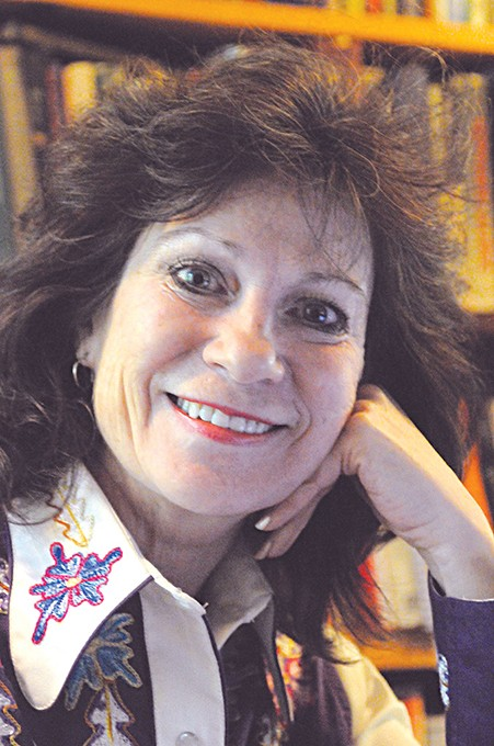 Rilla Askew author of The Mercy Seat, Fire in Beulah and 2013's Kind of Kin, said new Oklahoma voices are essential to establishing a true Oklahoma image in popular culture. (Photo provided)