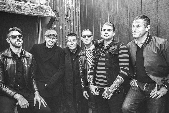 Dropkick Murphys - PHOTO GREGORY NOLAN / PROVIDED