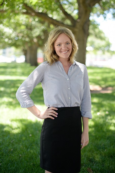 Liz Waggoner hopes to improve the lives of Oklahoma women and girls through her work at the Oklahoma Women's Coalition. (Photo Gazette / File)