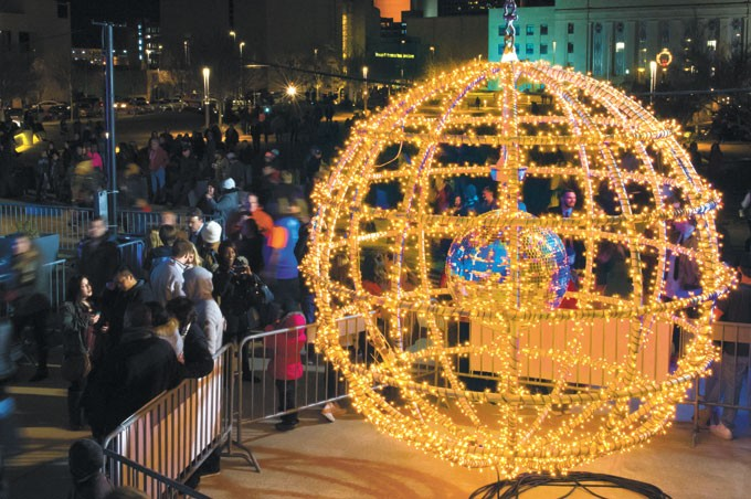 Depending on the weather, Arts Council Oklahoma City said crowds for Opening Night 2018 could swell as large as 50,000. | Photo Arts Council Oklahoma City / provided