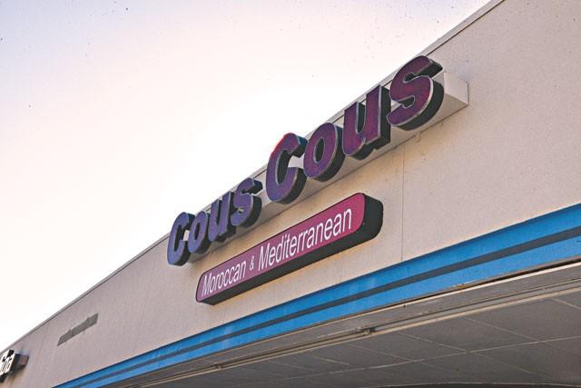 Cous Cous Cafe (Jacob Threadgill)