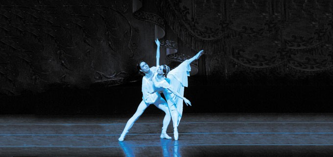 Moscow Festival Ballet performs a scene from the classic Tchiakovsky ballet Romeo and Juliet. | Photo CAMI / provided