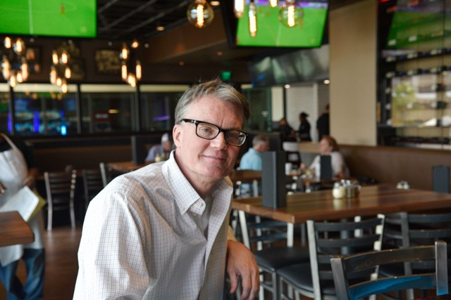 Co-owner Rick Bailey has revived Oklahoma City's oldest pizza tradition with Sussy's in Bricktown. (Photo Jacob Threadgill)