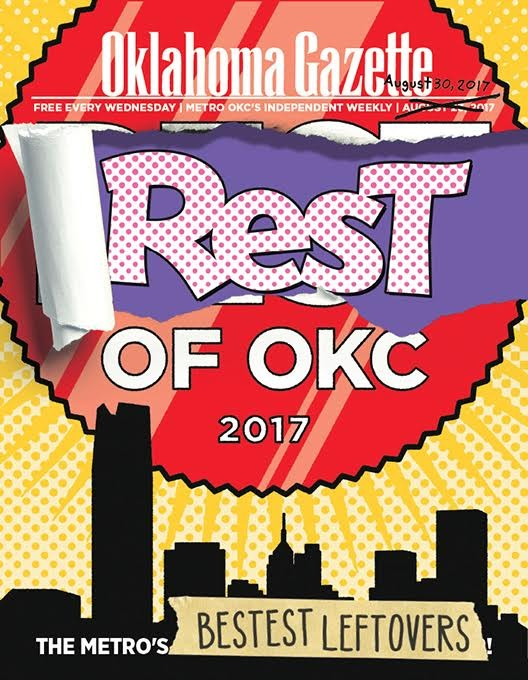 Best of okc 2017 rest of okc extras oklahoma city click to enlarge malvernweather Images