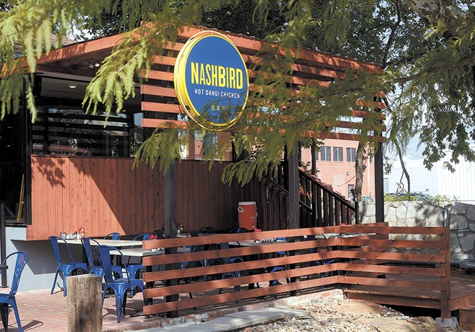 Nashbird is a new stop in the Foodie Foot  Tour in Automobile Alley. - GAZETTE / FILE