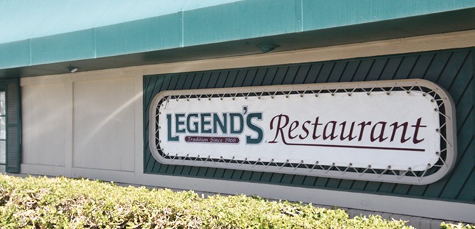 Legend's is located at 1313 W. Lindsey St. in Norman. - JACOB THREADGILL