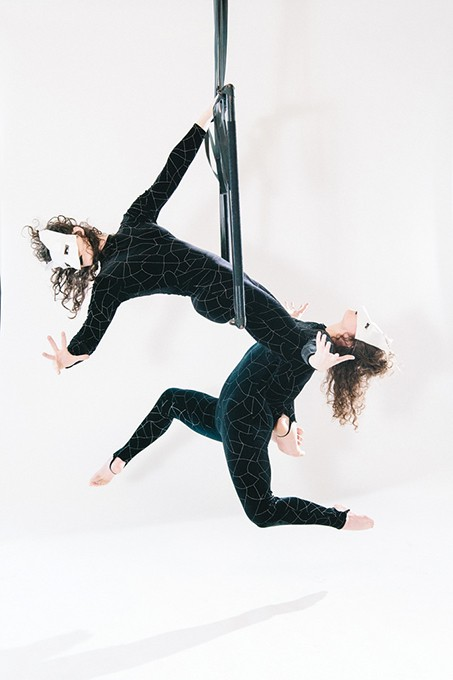 Cora's Door is Perpetual Motion Dance's first story-based production. - FROM BRITT'S EYE VIEW PHOTOGRAPHY / PERPETUAL MOTION DANCE  / PROVIDED