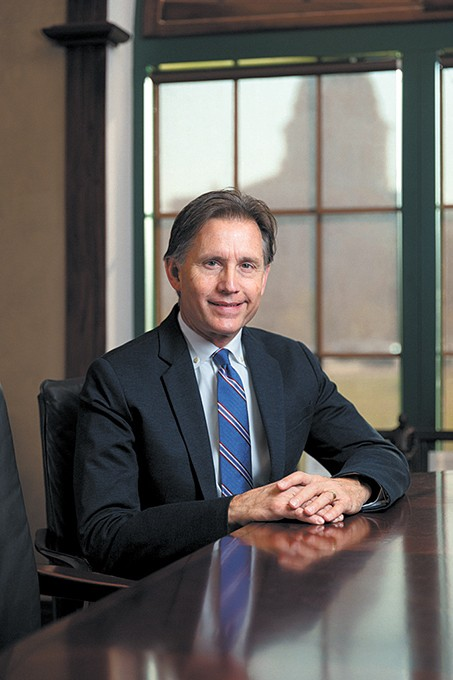 Oklahoma Attorney General Mike Hunter - PROVIDED