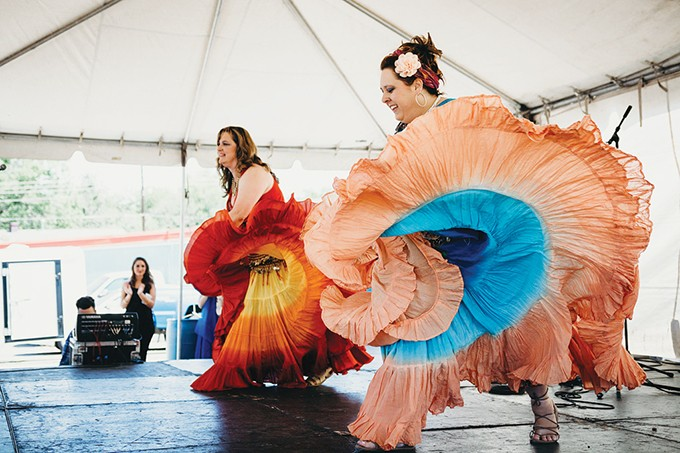 The 42nd Annual Paseo Arts Festival features art, entertainment and food. - THE PASEO ARTS ASSOCIATION / PROVIDED