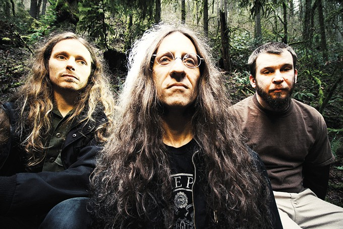 Yob - JIMMY HUBBARD / PROVIDED