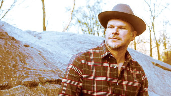 Jason Eady performs at The Blue Door 8 p.m. Saturday. - SCOTT MORGAN/PROVIDED