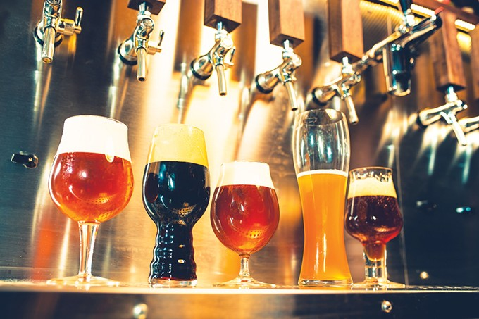 Oklahoma Craft Beer Summit is 9 a.m.-5 p.m. Saturday at Tower Theatre. - BIGSTOCK.COM