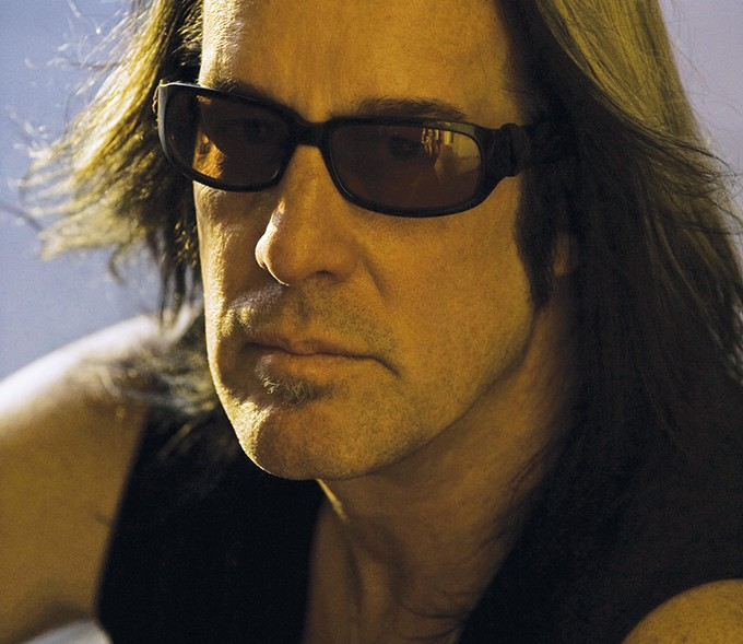 An Unpredictable Evening With Todd Rundgren begins 8 p.m. Sept. 27 at Tower Theatre. - PROVIDED