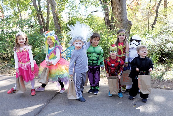Now in its 35th year, Oklahoma City Zoological Park and Botanic Garden's Haunt the Zoo attracts thousands of children and their parents. - OKLAHOMA CITY ZOOLOGICAL PARK AND BOTANIC GARDEN / PROVIDED