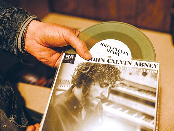 Clerestory AV launched the OKAY vinyl series in September. Artists featured on the 7-inch split singles have included John Calvin Abney, Samantha Crain, Tallows, Husbands and Beau Jennings & The Tigers. - ALEXA ACE
