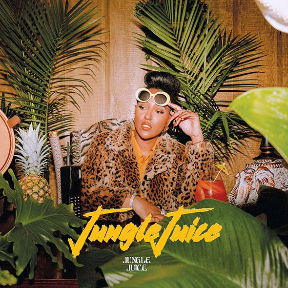 Jungle Juice combines elements of dancehall, reggaeton and R&B with hip-hop. - PROVIDED