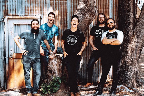 American Aquarium is scheduled to play 8 p.m. Sunday at Tower Theatre, 425 NW 23rd St. - CAL QUINN / PROVIDED