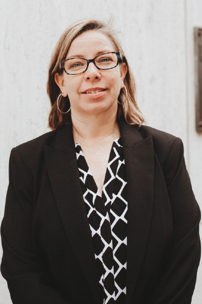 Tracey Halley-Terrell has owned her bail bond company for nearly two decades and is the secretary of Oklahoma Bondsman Association. - ALEXA ACE