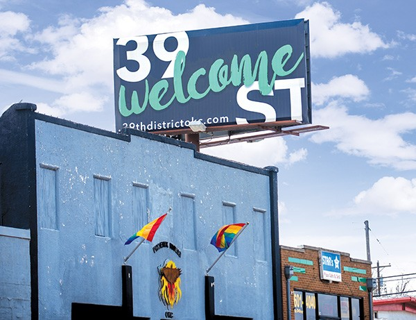39th Street District Association hosts the annual Pride parade and festival June 21-23. - MIGUEL RIOS