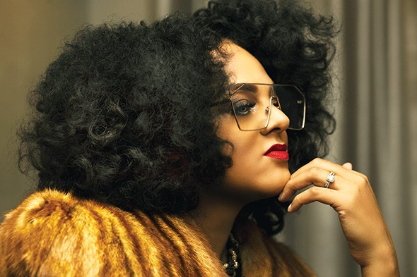 Marsha Ambrosius — who has collaborated with Michael Jackson, Solange and André 3000 — is scheduled to perform March 7 at Tower Theatre. - PROVIDED