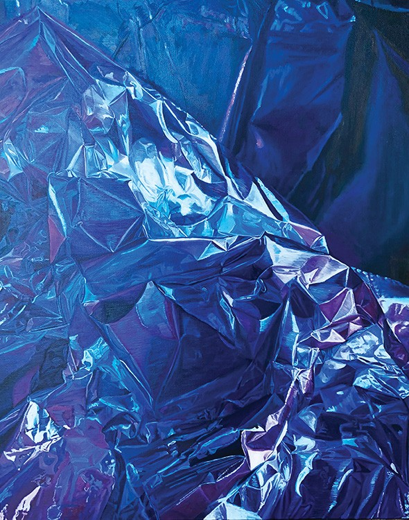 """Foil, Foil, Toil and Trouble"" - ERICA BONAVIDA / PROVIDED"